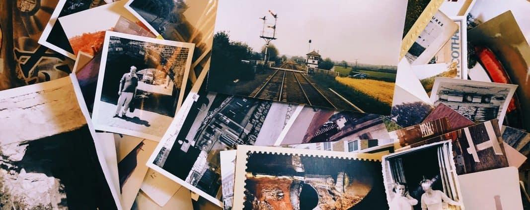 Foto's met herinneringen terughalen met hypnose